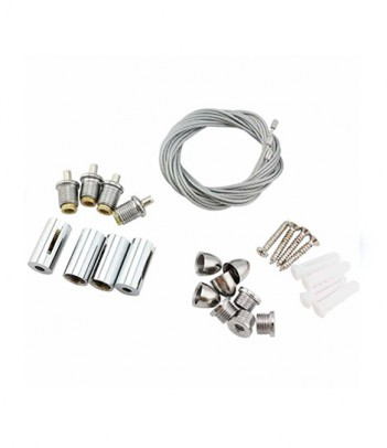 Cables penjants panell LED