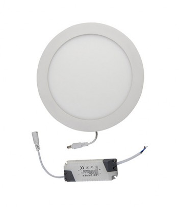Downlight LED rodó blanc